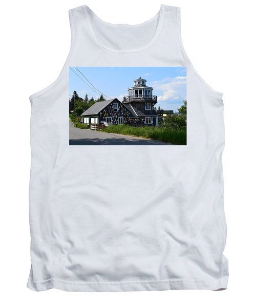 Images Of Maine 4 Tank Top