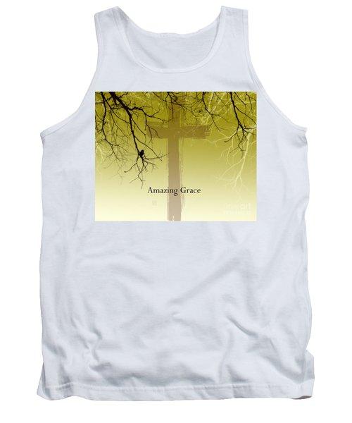 Immanuel- My Saviour Tank Top