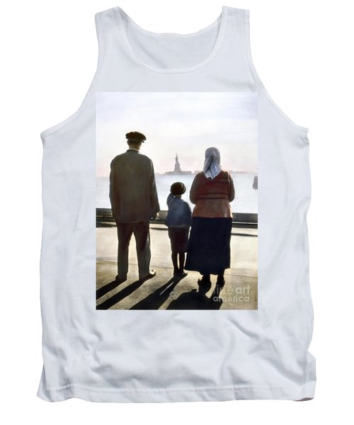 Immigrants: Ellis Island Tank Top