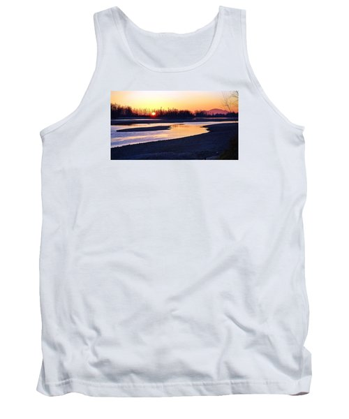 The Fraser River Tank Top by Heather Vopni