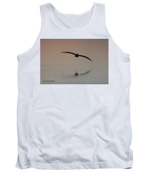 In For The Kill Tank Top by Nance Larson