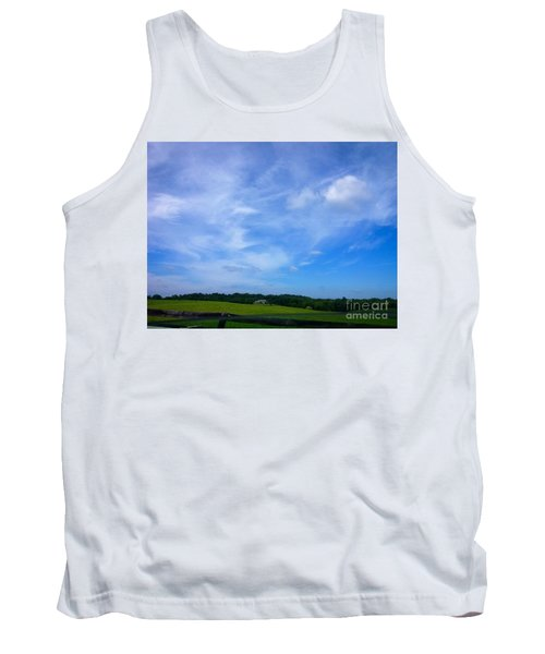 In Full View Frederick County Maryland Tank Top