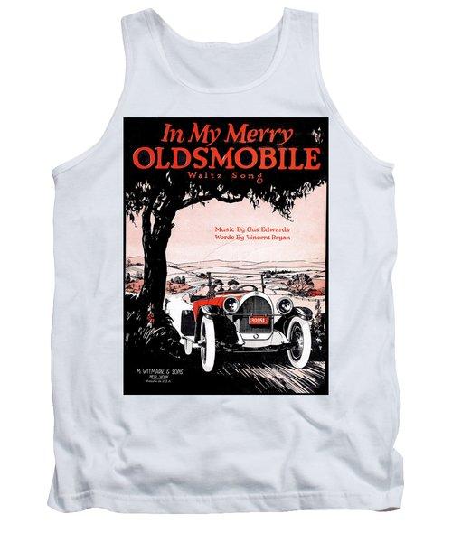 In My Merry Oldsmobile Tank Top