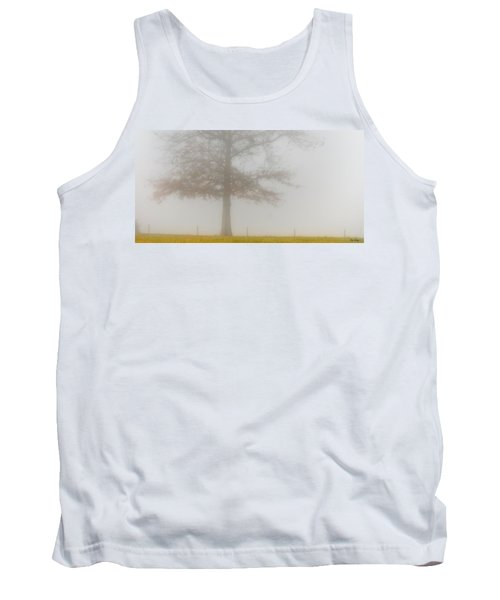 Tank Top featuring the photograph In Retrospect by Skip Tribby