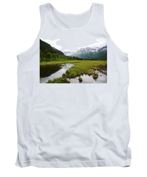 In Road To Denali Tank Top