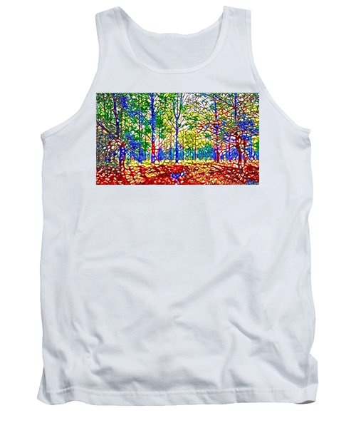 In Spite Off The Trees Tank Top