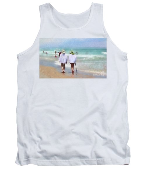In Step With Life Tank Top