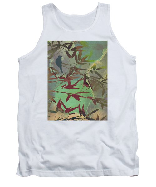 In The Bamboo Forest Tank Top by AugenWerk Susann Serfezi