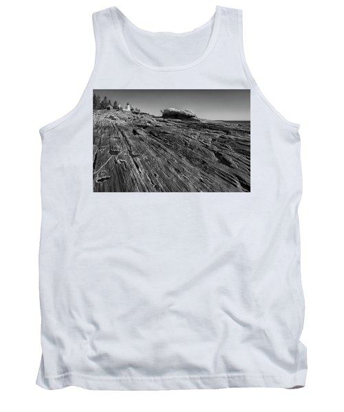 In The Distance Tank Top by David Cote