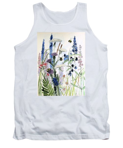 In The Garden Tank Top