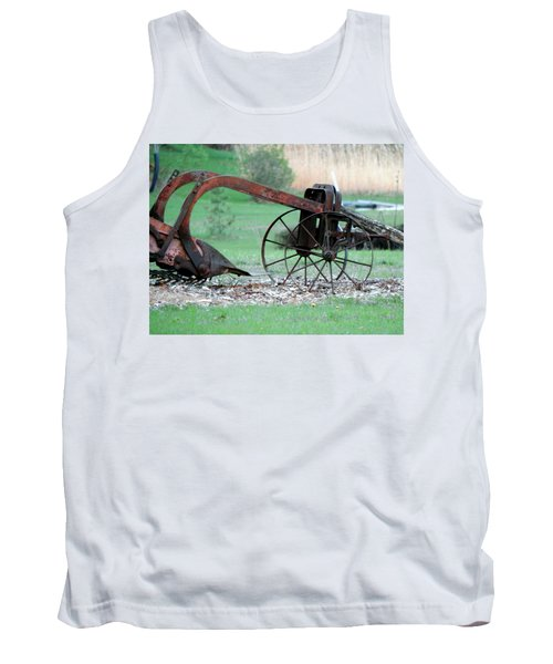 In The Rust Home Tank Top
