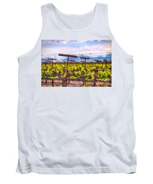In The Vineyard Tank Top