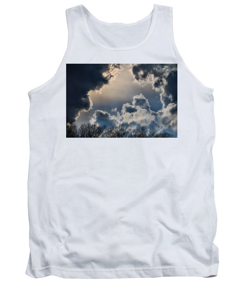 Incredible Clouds Tank Top