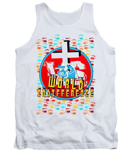 Indifference Tank Top