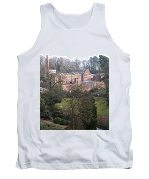 Industrial Heritage Tank Top