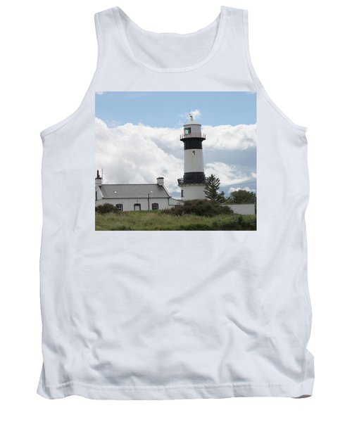Inishowen Lighthouse Tank Top