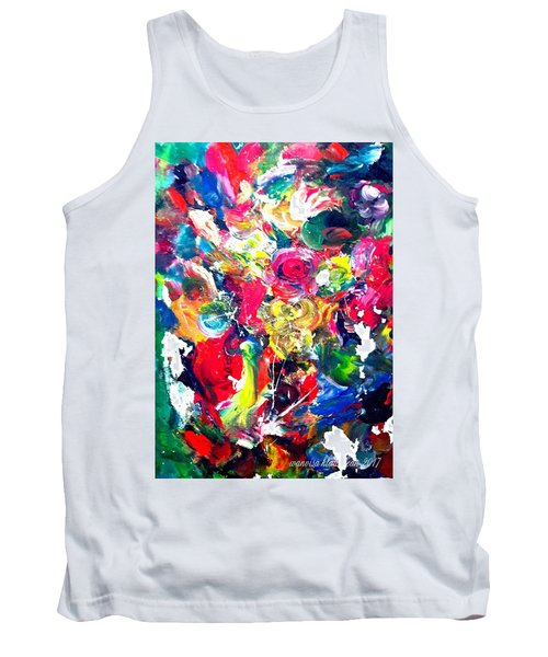 Inside My Mind 3 Tank Top