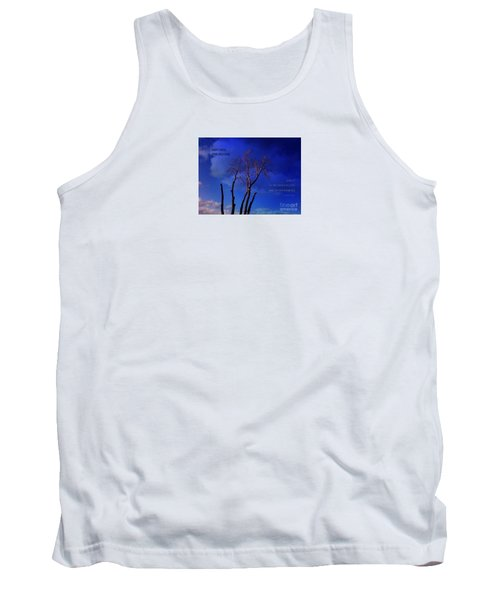 Inspiration Tank Top by Dee Flouton