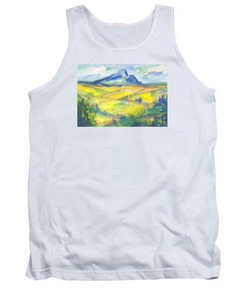 Inspired By Cezanne Tank Top by Connie Schaertl