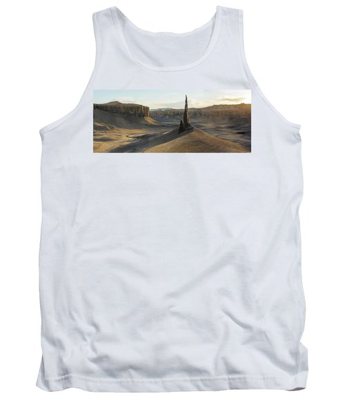 Tank Top featuring the photograph Inspired Light by Dustin LeFevre