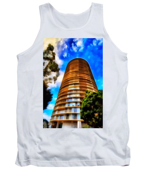International Tower  Tank Top by Joseph Hollingsworth