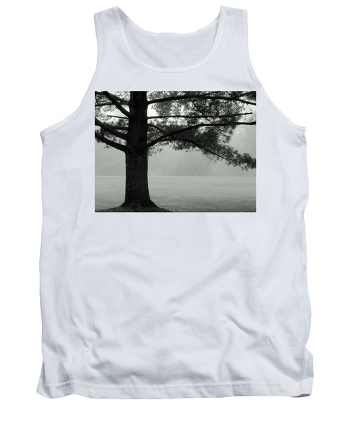 Into The Grey Wide Open Tank Top