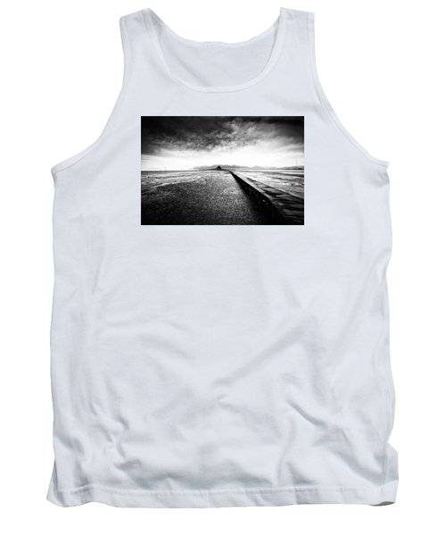 Into The Landscape Tank Top