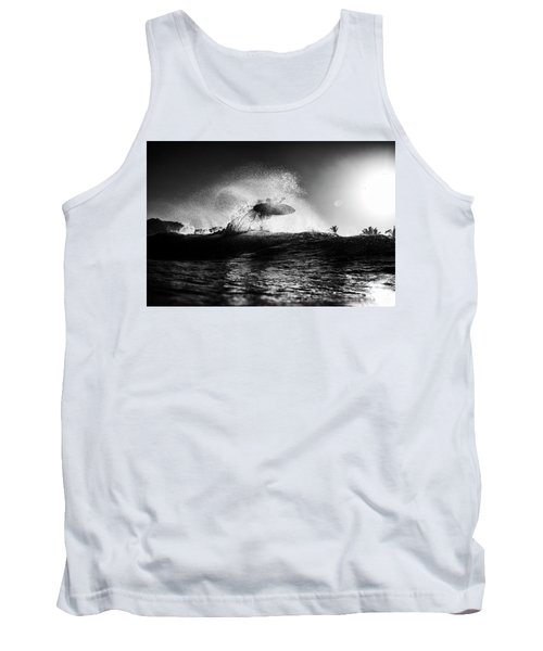 Into The Sun Tank Top