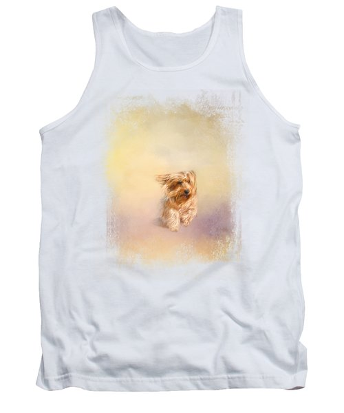 Into The Wind Tank Top by Jai Johnson