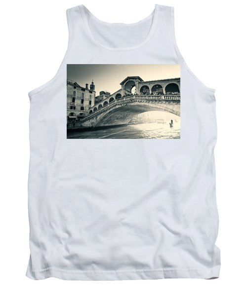 Invasion During The Dawn Tank Top
