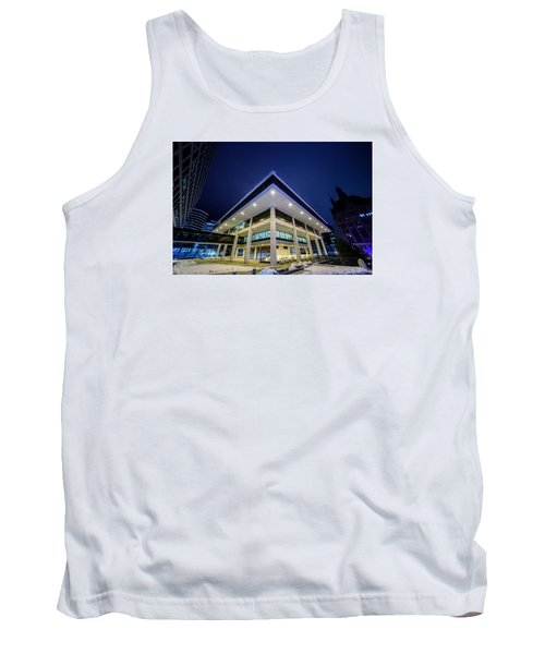Inverted Pyramid Tank Top by Randy Scherkenbach