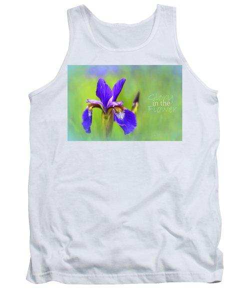 Iris Elegance Tank Top