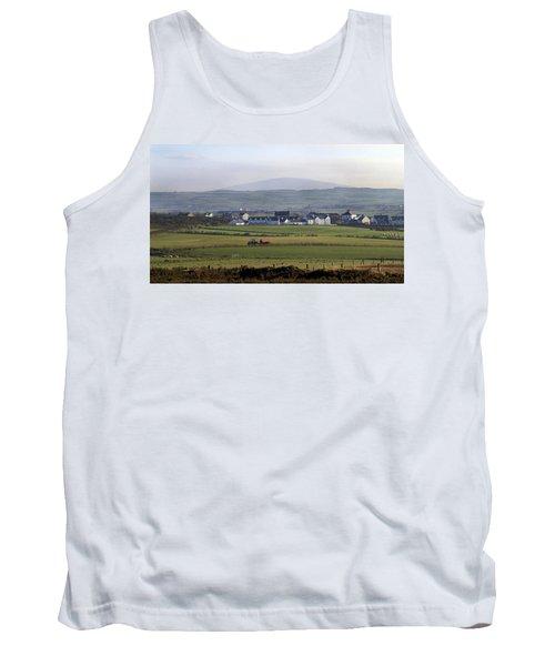 Irish Sheep Farm II Tank Top