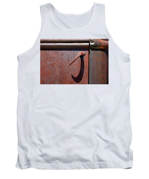 Tank Top featuring the photograph Irrustistible by Christopher McKenzie