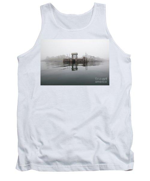 Island Boat Dock Tank Top