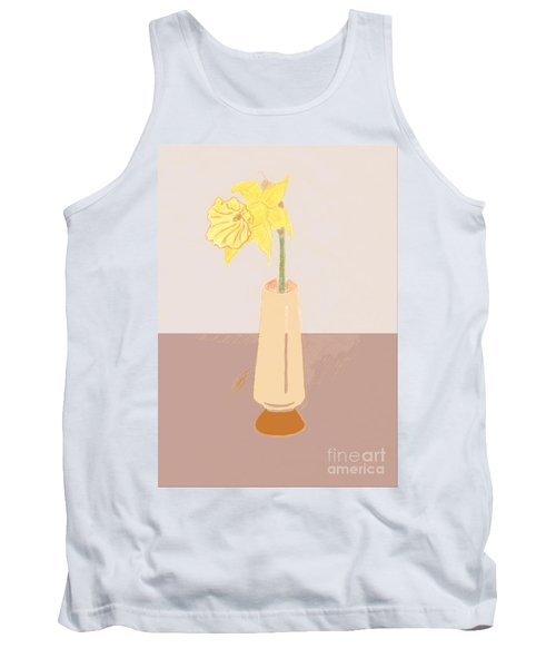 Island Daffodil Tank Top