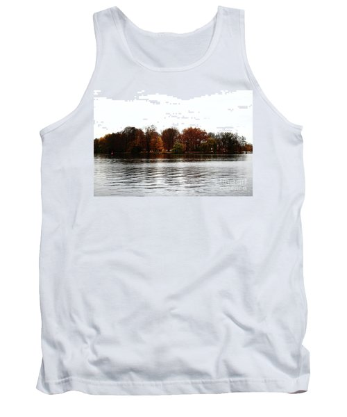 Island Of Trees Tank Top