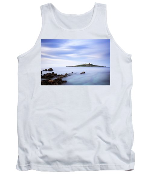 Isola Delle Femmine Tank Top by Ian Good