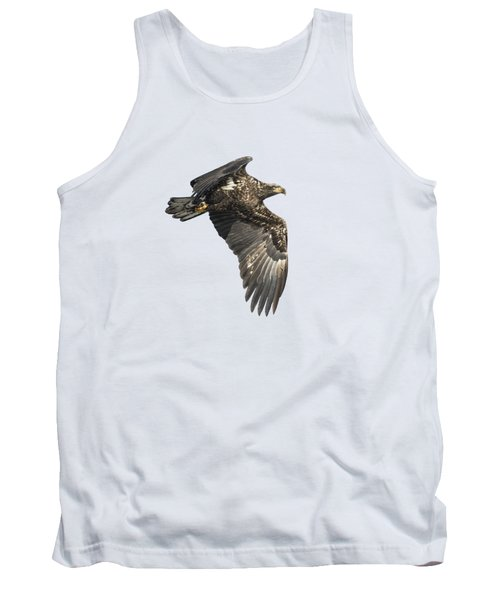Isolated Eagle 2017-2 Tank Top