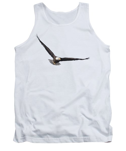 Isolated Eagle 2017-3 Tank Top