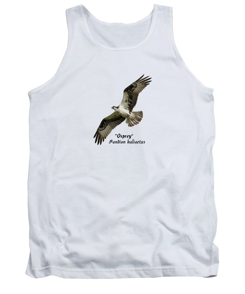Isolated Osprey 2017-1 Tank Top