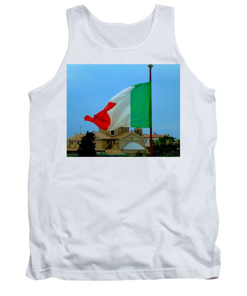 Italian Colors Tank Top