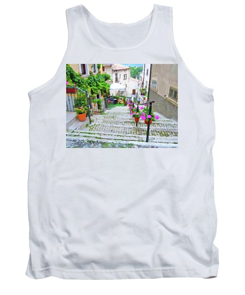 Italy In The Spring  Tank Top