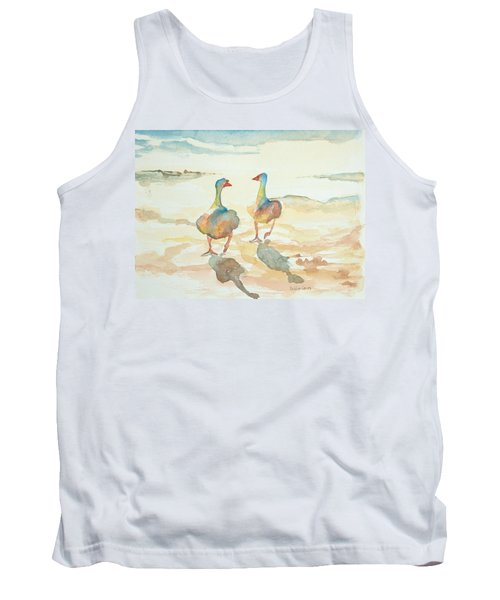 It's A Ducky Day Tank Top
