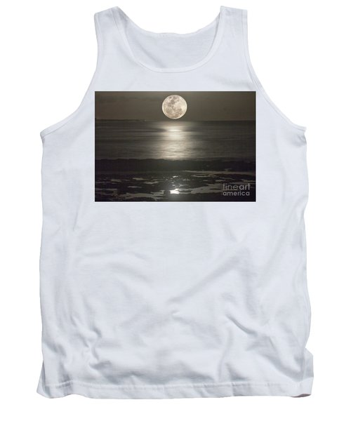 Its Not Just Sunsets Tank Top by Bob Hislop