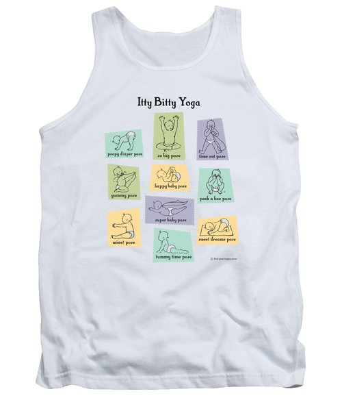 Itty Bitty Yoga Tank Top