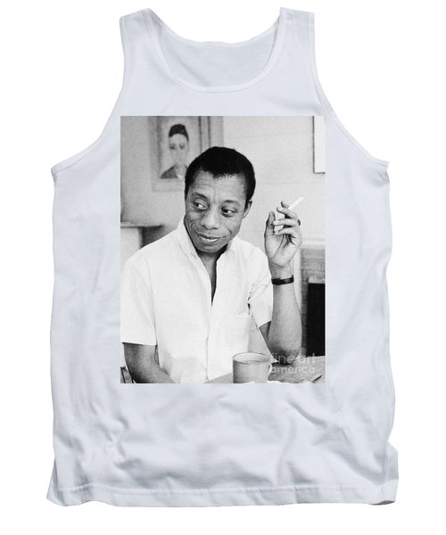 James Baldwin Tank Top