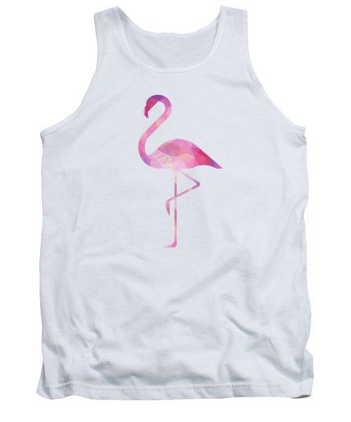 James's Flamingo Tank Top