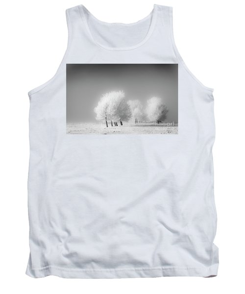 January Frost Tank Top