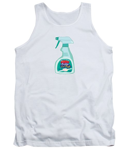 Japanese Kitchen Detergent Tank Top
